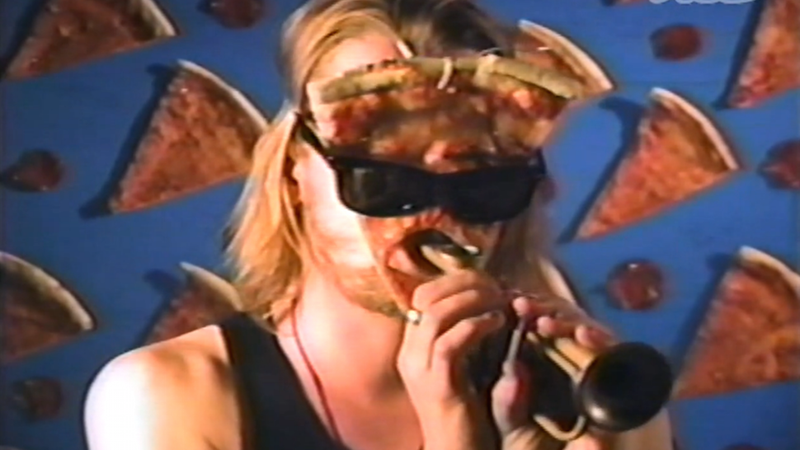 Illustration for article titled Macaulay Culkin Is Now in a Hip, Pizza-Themed Band