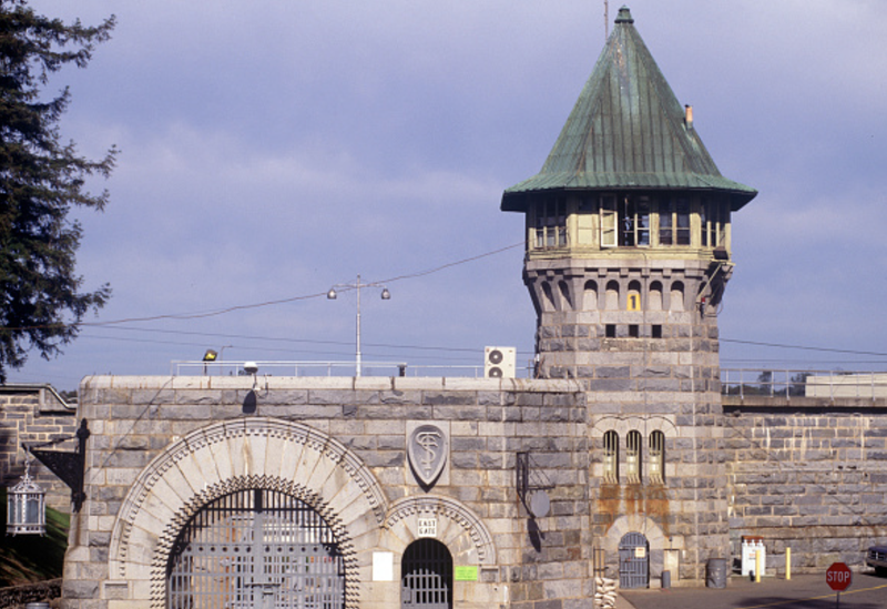 Folsom State Prison (Getty Images)