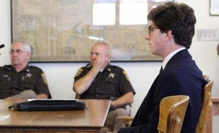 Illustration for article titled Jury Finds Owen Labrie Guilty of Misdemeanor Sexual Assault, Felony Child Luring in St. Paul's Rape Case