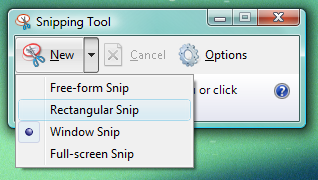 Snippet tool xp download.