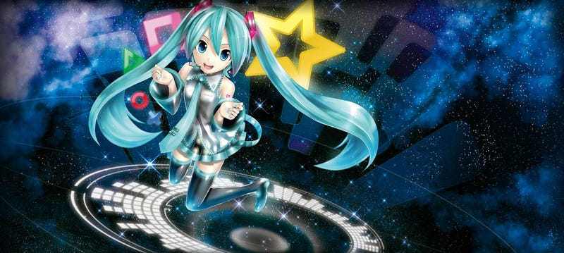 Illustration for article titled YouTube Copyright Nonsense Hitting Yet Another Community: Hatsune Miku Fans