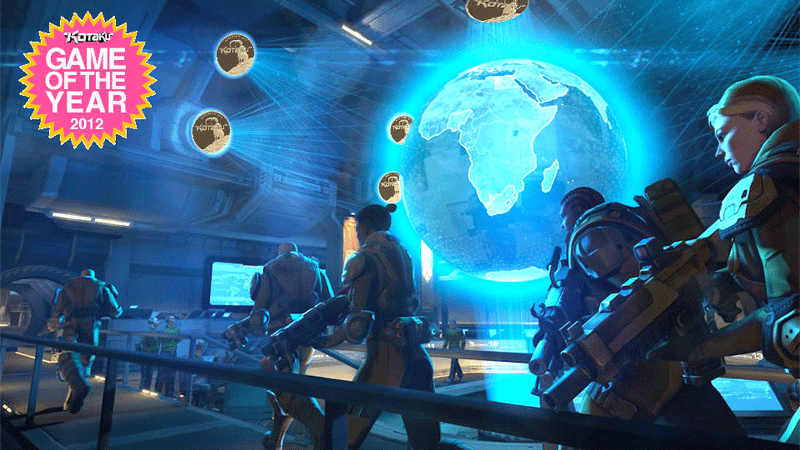 Illustration for article titled XCOM: Enemy Unknown is Kotaku's 2012 Game of the Year