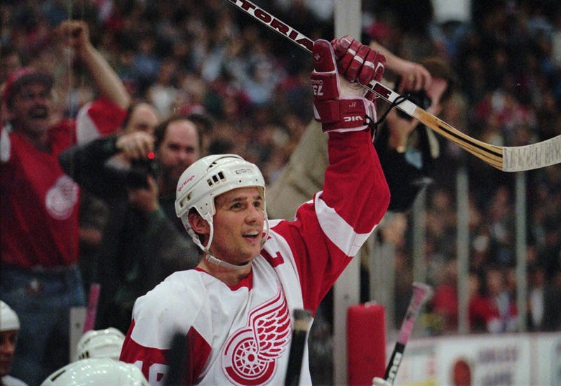 Steve Yzerman Is Coming Back To Detroit, And It's About Friggin' Time!