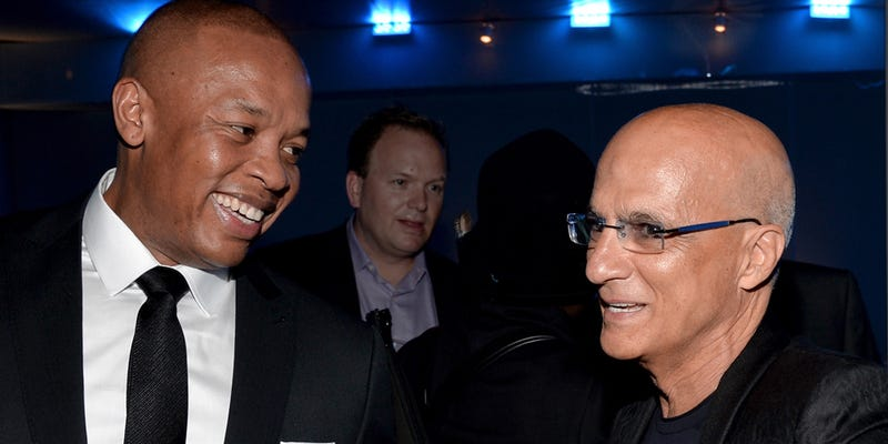 "Illustration for article titled Are Dr. Dre and Jimmy Iovine Really ""Saving"" an Industry?"