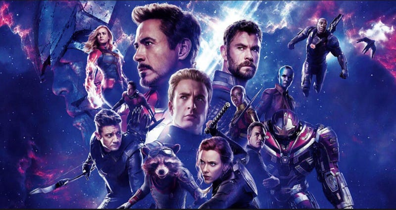 Illustration for article titled Estas son las primeras reacciones (sin spoilers) de las personas que ya han visto Avengers: Endgame
