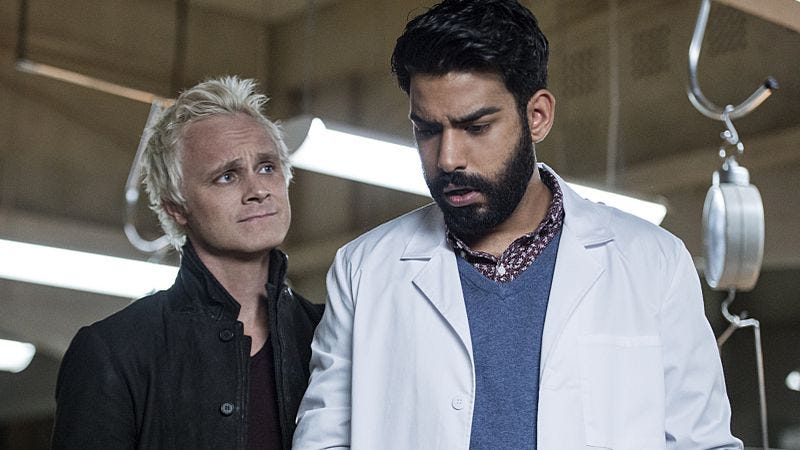 Illustration for article titled iZombie fits half a season of story into one episode and it totally works