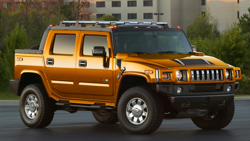 Illustration for article titled Do Hummer H2 Drivers Know How Stupid They Look?
