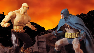 Illustration for article titled The Coolest Dark Knight ReturnsBatman Toy Just Got Even Cooler