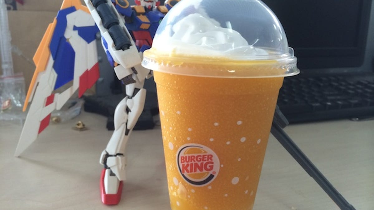 Burger Kings Poo Smoothie Sounds Disgusting Is Delicious