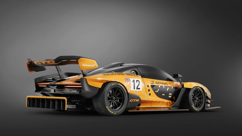 Illustration for article titled McLaren Is Incredibly Dismissive Of Electric Sports Cars