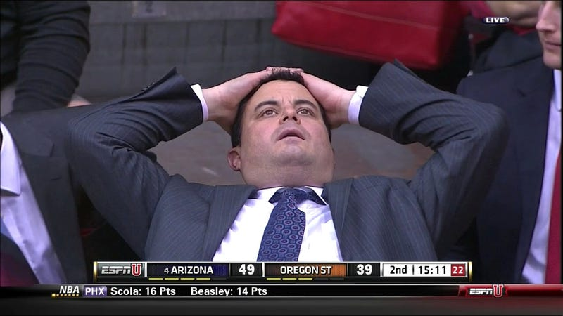 Illustration for article titled Report: FBI Wiretaps Caught Sean Miller Discussing $100,000 Payment To Recruit