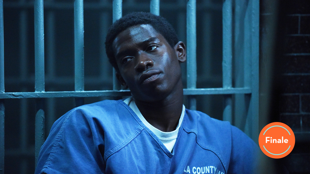 A stirring season finale sees Snowfall put Franklin through the American prison system