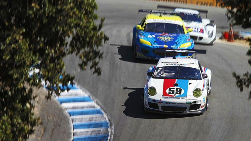 Illustration for article titled Grand-Am At Laguna Seca: The Über Gallery