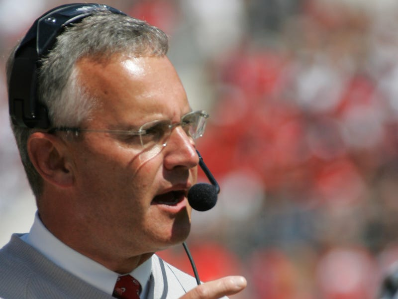 Illustration for article titled Ohio State Suspends And Fines Tressel For Hiding NCAA Violations From School