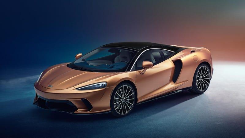 All image credits: McLaren