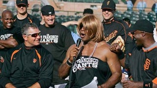 Illustration for article titled Idea For New Reality Show Featuring Barry Bonds Is 10 Years Too Late