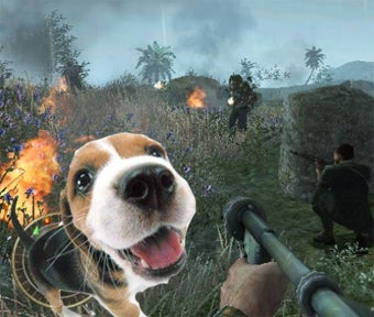 Illustration for article titled Students Protest Call Of Duty Dog Killing
