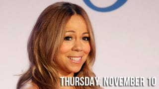 Illustration for article titled Mariah Carey Thought Her Pregnant Body Was 'Rancid,' Prefers Being Bony