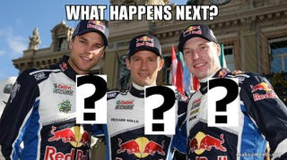 Illustration for article titled VW Leaves WRC. What Happens Next?