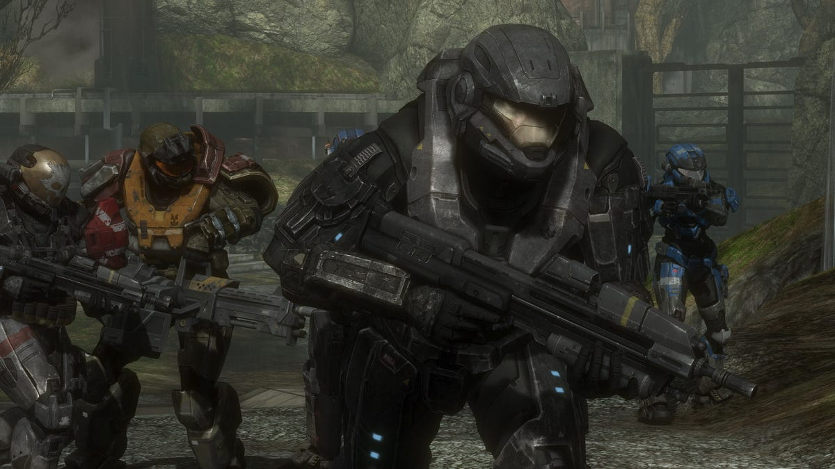 halo reach condemned