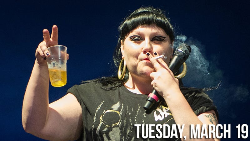 Illustration for article titled Beth Ditto Arrested for Being Drunk and Disorderly: 'Google Me, Bitches'