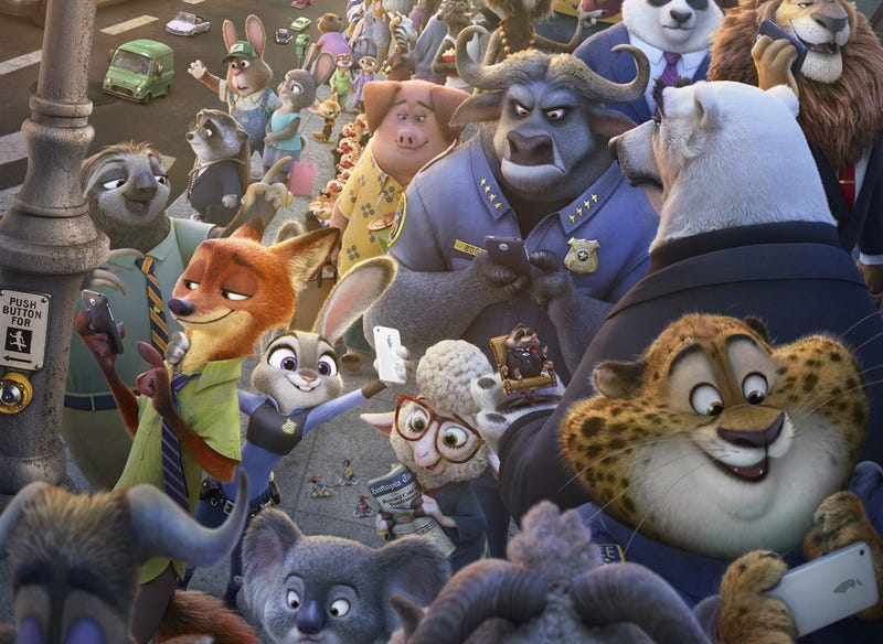 Illustration for article titled Inside Secrets of Zootopia, the New Film From the Makers of Wreck-It Ralph