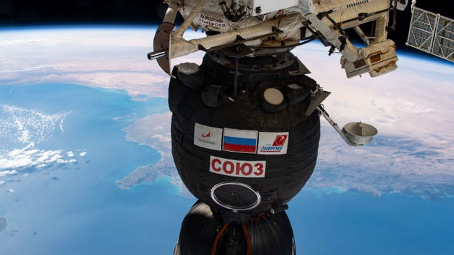 NASA Scoops a Seat Aboard Russian Rocket Without Having to Pay For It