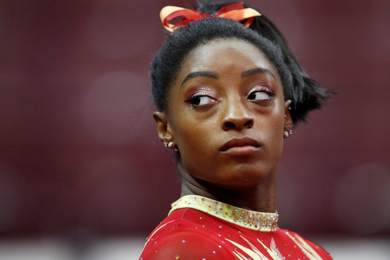 Illustration for article titled Simone Biles Doesn't Want To Be A Savior