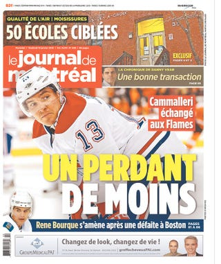 Illustration for article titled Nobody Does Meltdowns Quite Like Montreal