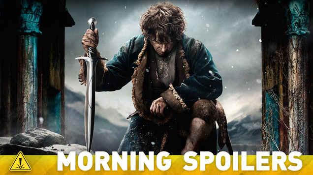 Which Lord Of The Rings Star Won't Be Showing Up In The Final Hobbit?