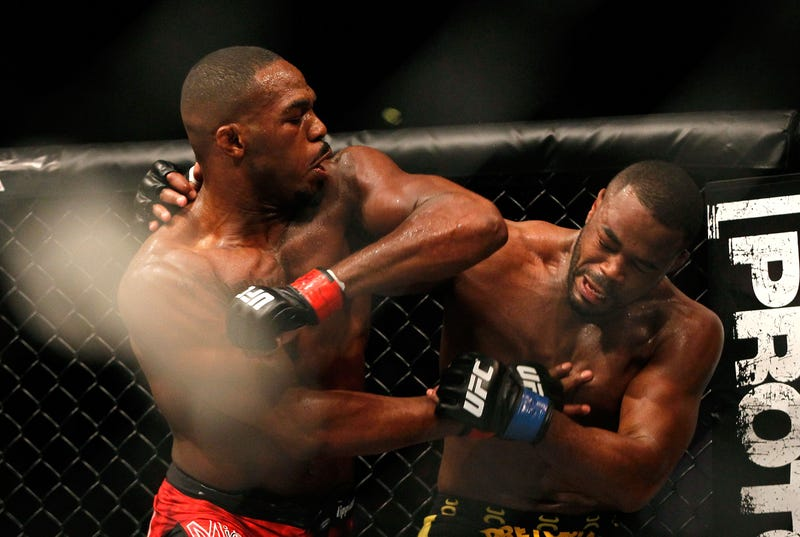Illustration for article titled How Jon Jones Makes An Ugly Sport A Beautiful Thing