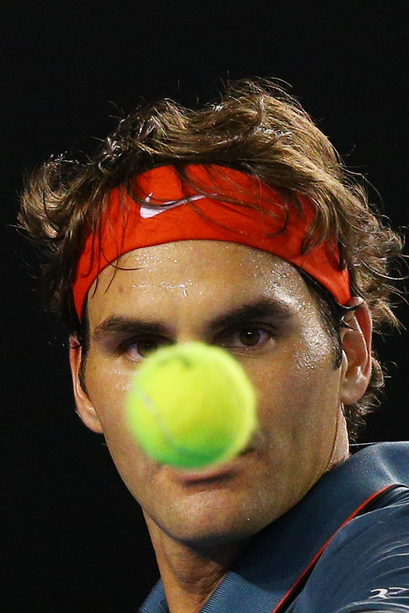 Illustration for article titled The Statistical Oddity That Makes Federer's Career Even More Impressive