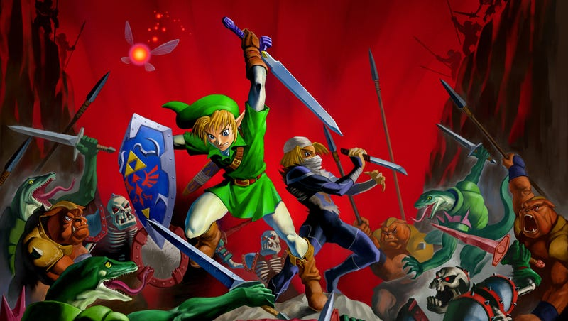 Illustration for article titled What Zelda Is
