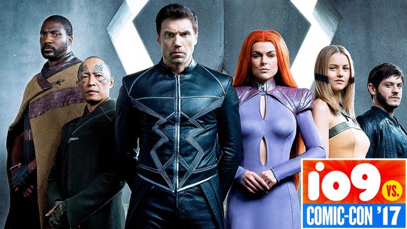 New Inhumans Trailer Promises IMAX Spectacle