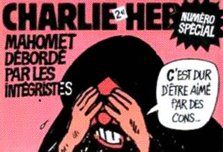 Illustration for article titled How Charlie Hebdo created the cover that made them a terrorist target