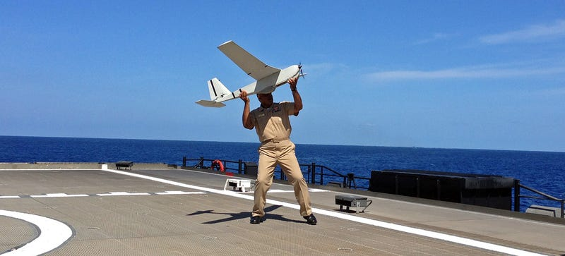 Illustration for article titled The FAA Just Approved the United States' First Commercial Drone