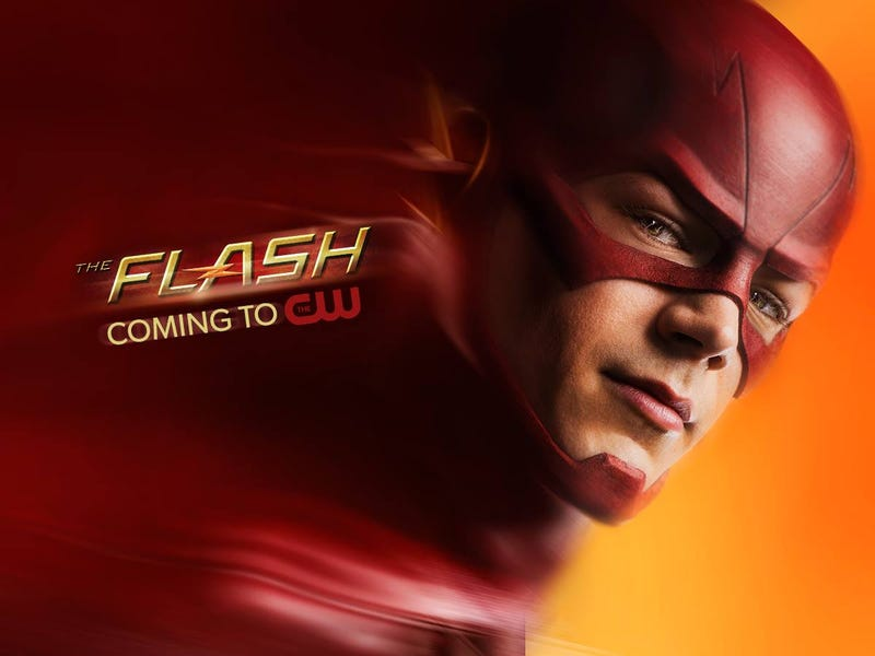 Illustration for article titled First Trailer for CW's The Flash