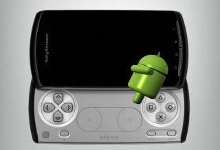 Illustration for article titled The Xperia Play in Action