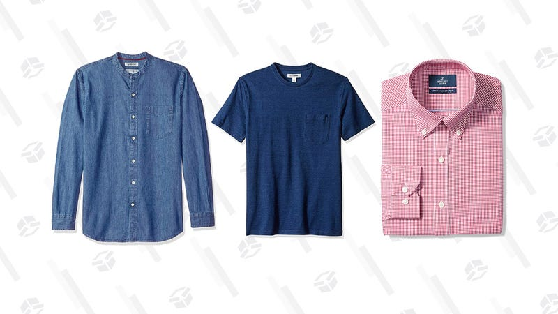 Save up to 40% on men's shirts | Amazon