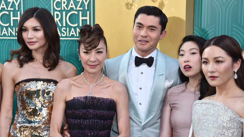 Image Getty The Cast Of Crazy Rich Asians