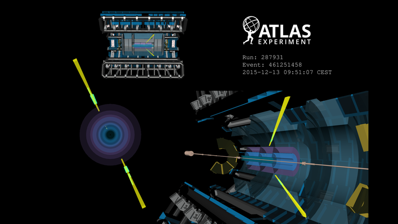 Image: ATLAS Collaboration/CERN