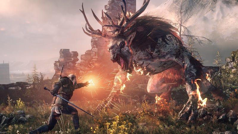 Illustration for article titled Witcher 3 Developer Puts Out Vague Statement About Studio Morale