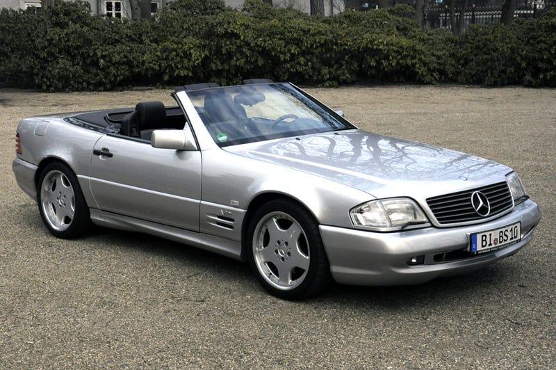 Progressive Dodge >> I am lusting after an R129 SL600