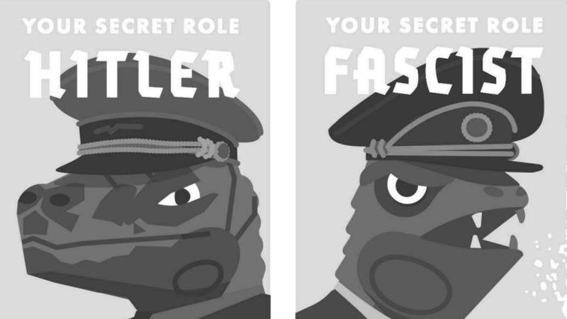 Secret Hitler cards (Images: maxistentialism.com/secrethitler)