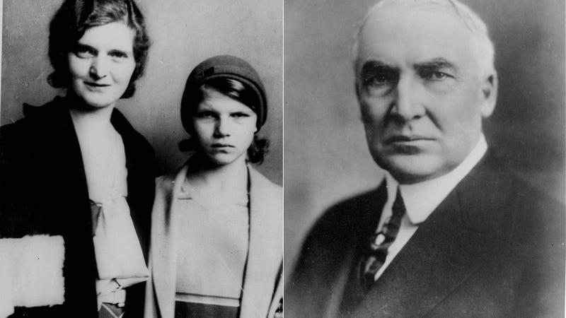 Illustration for article titled DNA Proves President Warren G. Harding Had an Illegitimate Daughter