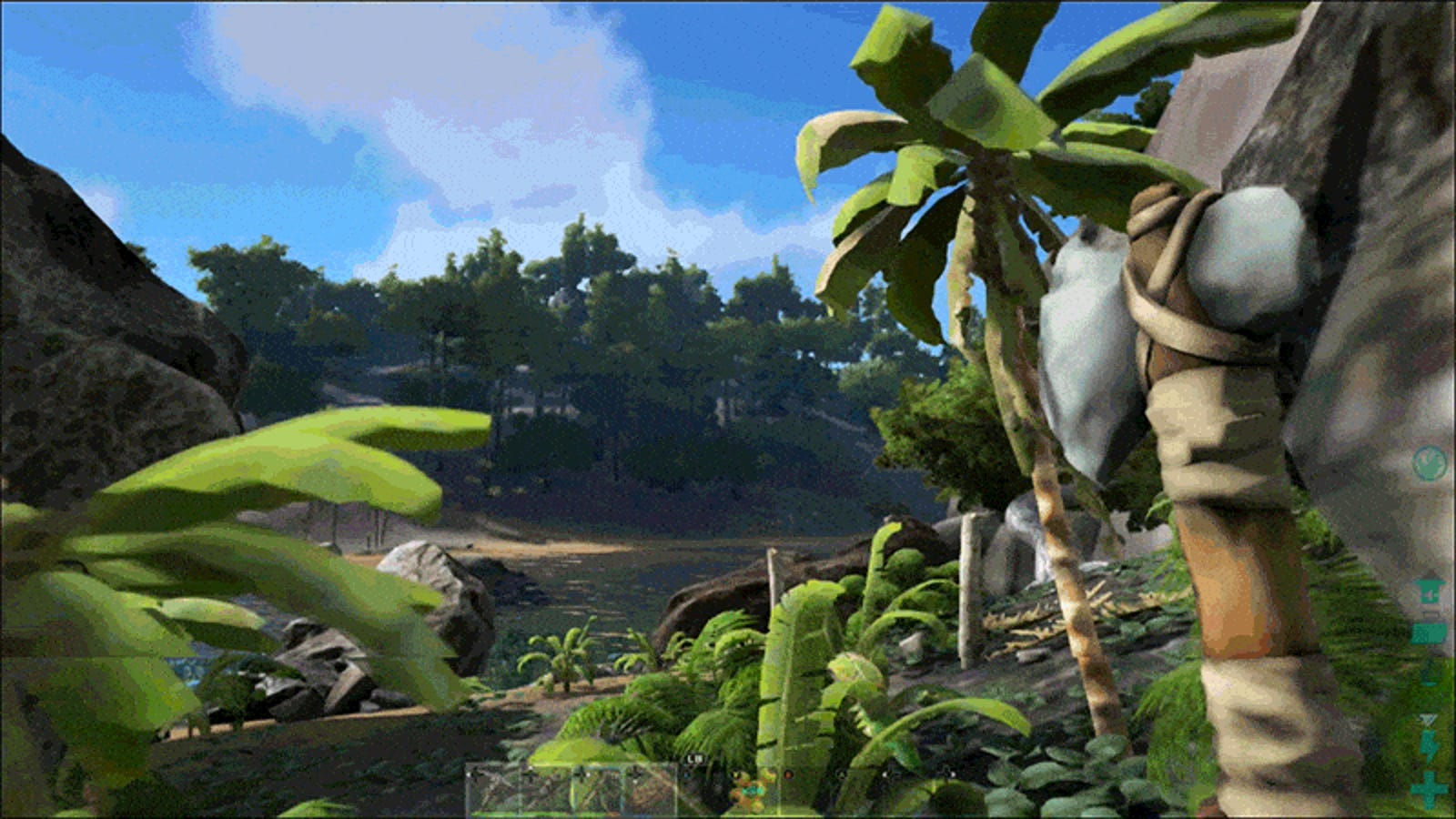 Ark: Survival Evolved On Xbox One: Looks Awful, Runs