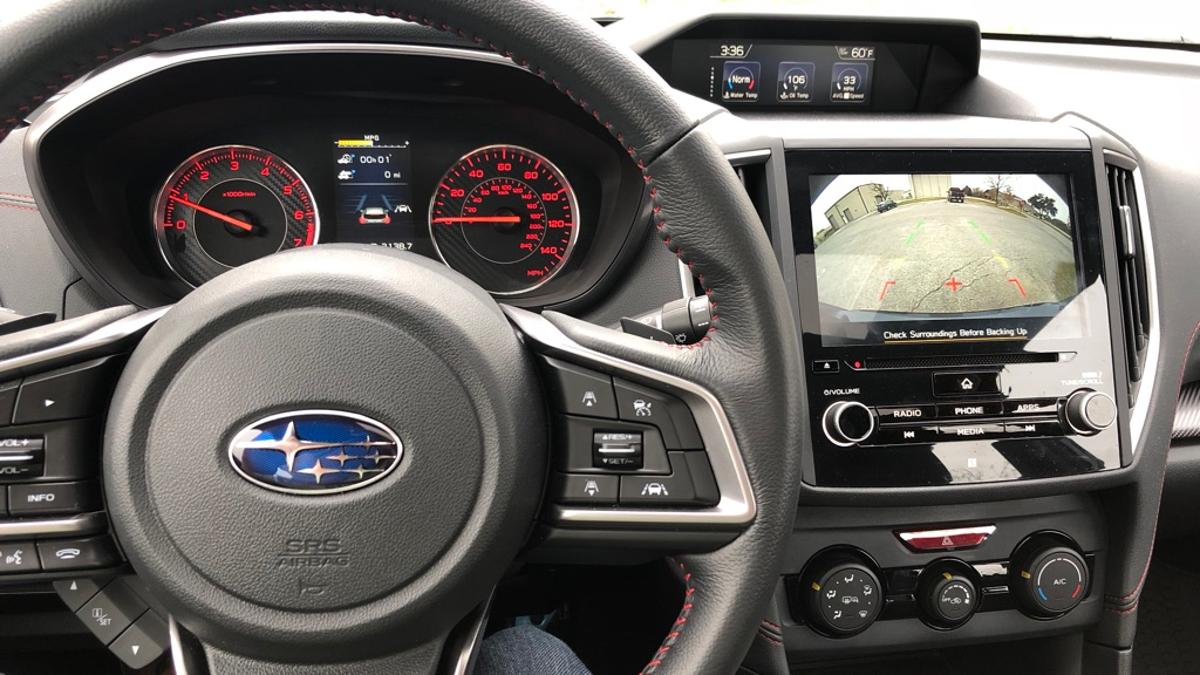 2018 Subaru Impreza 2 0i Sport 5-Door: The OppositeLock Test