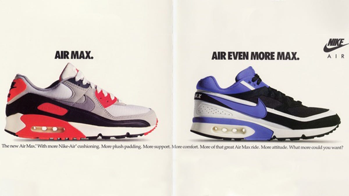 6a387f80dbb The Absurd History of Nike Air Technology