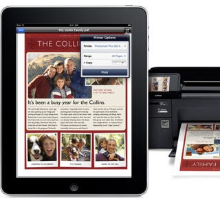 Illustration for article titled These Are the 12 AirPrint-Compatible Printers