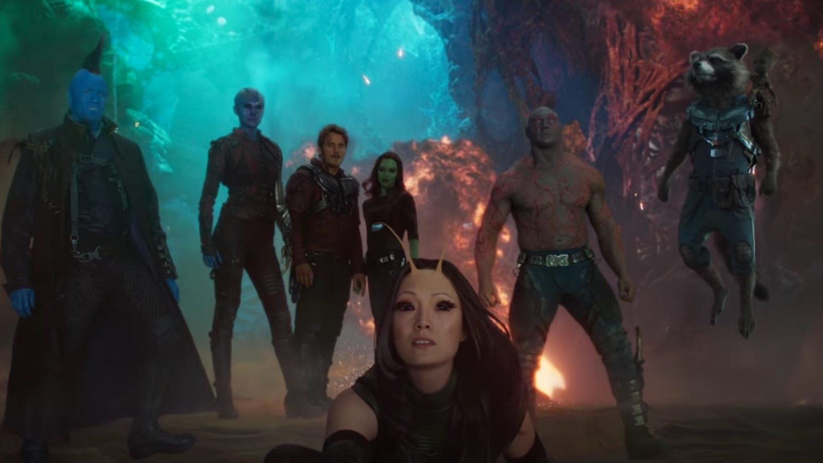 Look Out! The Guardians of the Galaxy Vol. 2 Super Bowl Spot is Here